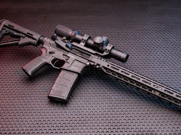 Resilient Arms Custom Handicap Rifle - Tippmann Arms Provider