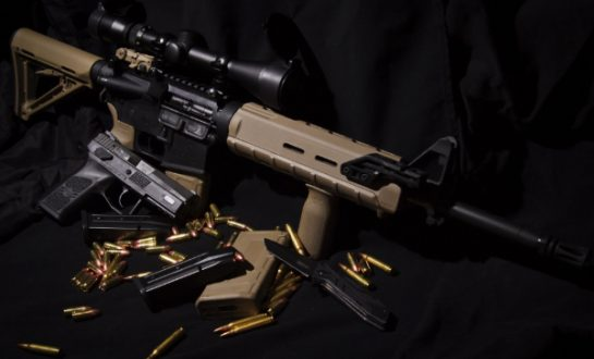 resilient arms ar and handgun custom firearm builds